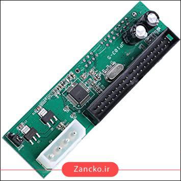 هارد دیسک اتصال موازی تکنولوژی پیشرفته PATA یکی از اولین هارد درایوهایی که مورد استفاده قرار گرفت PATA یا هارد اتصال موازی تکنولوژی پیشرفته بود. نام این هارد به رابط کاربری ای که برای اتصال هارد درایو به کامپیوتر استفاده شد اشاره دارد. 40 یا 80 کابل نواری این هارد میتواند داده ها را در پاکت های 16 بیتی به طور موازی منتقل کند. سیستم PATA اساس علمی توسعه درایوهای مدرن تر را فراهم آورد.